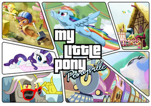 MLP/Video Game Crossover