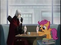 MLP/Video Game Crossover - my-little-pony-friendship-is-magic photo