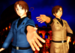 MMD APH Come With Us