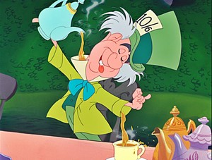 Walt Disney Screencaps - Mad Hatter