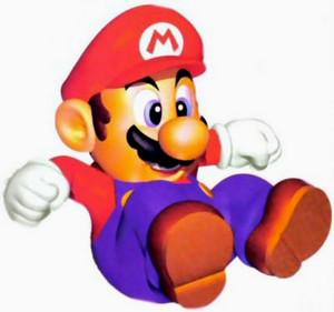 Mario Ground Pound