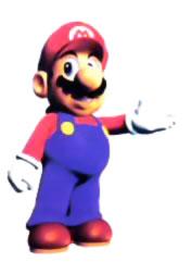 Mario Presents