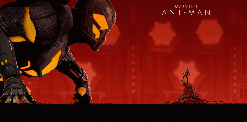 Marvel Phase 2 Collection Art: Ant Man - The Avengers ...