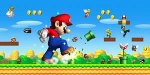 Mega Mario Unleashed
