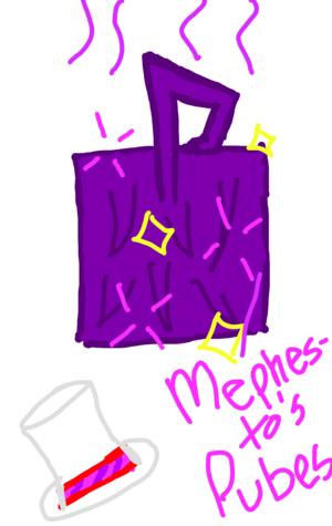 Mephisto's Pubes