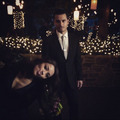 Michael and Kat  - the-vampire-diaries-tv-show photo
