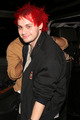 Mikey arriving at The Nice Guy - michael-clifford photo