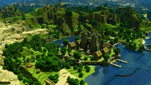 minecraft Countryside