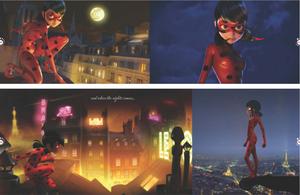 Miraculous Ladybug Concept Art