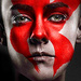 Mockingjay Part 2 Poster Icon - Johanna - the-hunger-games icon
