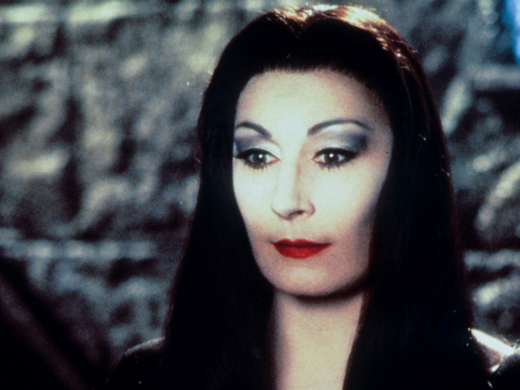 How Tall is Morticia Addams? (2020) - How Tall is Man?