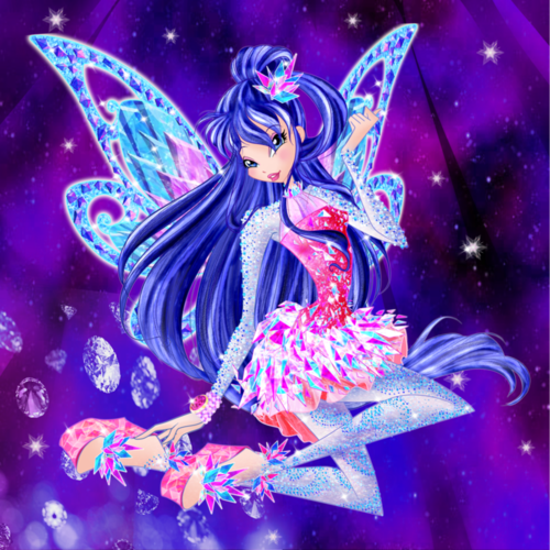 o clube das winx wallpaper entitled Musa Tynix