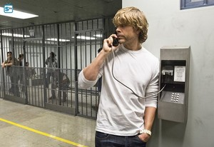 NCIS: Los Angeles - Episode 7.09 - Internal Affairs - Promotional foto's