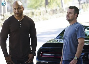 NCIS: Los Angeles - Episode 7.09 - Internal Affairs - Promotional mga litrato