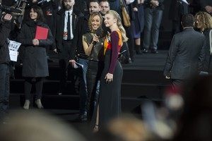 Natalie Dormer at The Hunger Games: Mockingjay Part 2 World Premiere in Berlin