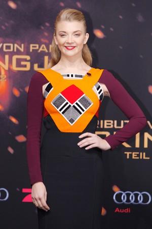 Natalie Dormer at The Hunger Games: Mockingjay Part 2 World Premiere in Berlin