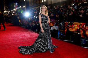 Natalie Dormer at The Hunger Games: Mockingjay Part 2 World Premiere in UK