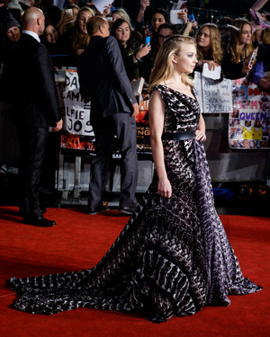Natalie Dormer at The Hunger Games: Mockingjay Part 2 World Premiere in UK