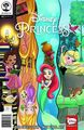 New official DP comic issue 1 concept cover - disney-princess photo