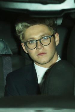 Niall leaving The Nice Guy