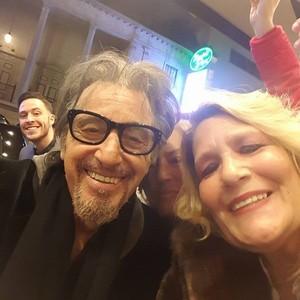Nov 17 2015 Al Pacino and Me China Doll