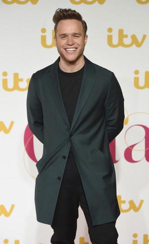 Olly at ITV Gala