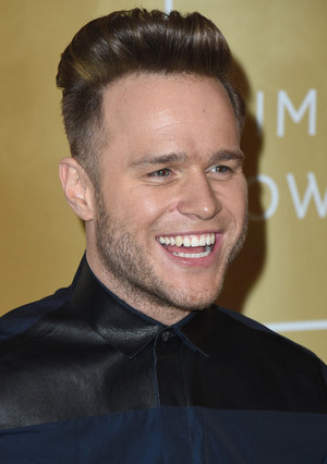 Olly at musique Industry Trust Awards