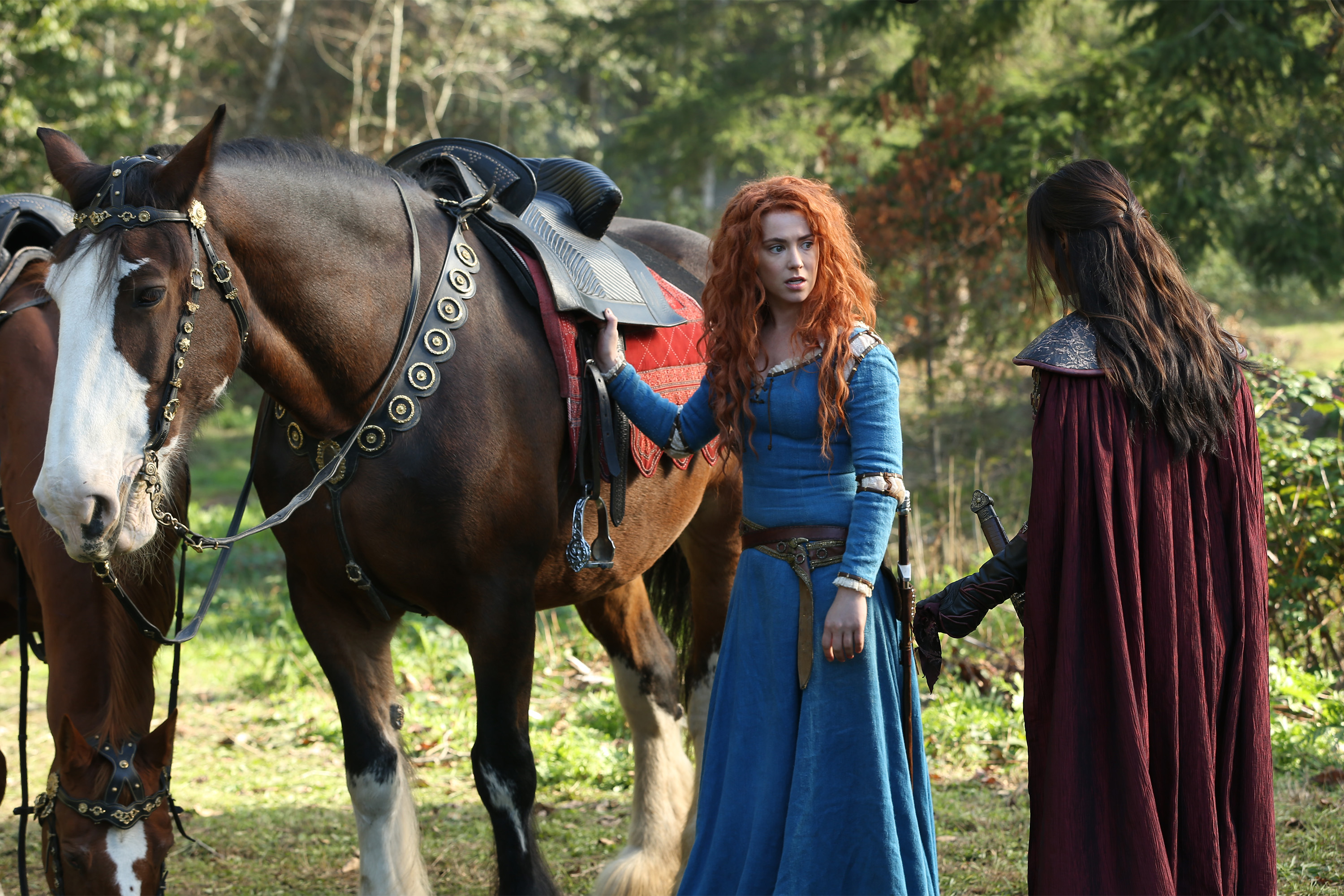 Once Upon a Time - Episode 5.09 - The Bear King