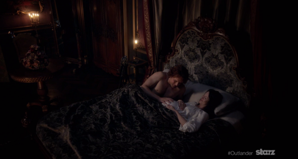 Outlander Season 2 Teaser Screencap