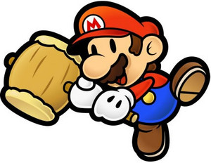 Paper Mario Hammer once 更多