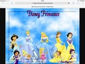 Parents with young disney princesses - little-disney-princesses photo