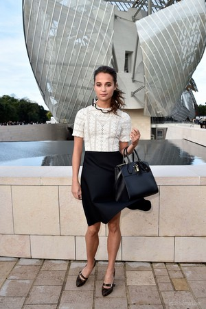 Paris Fashion Week - Louis Vuitton S/S16 Show