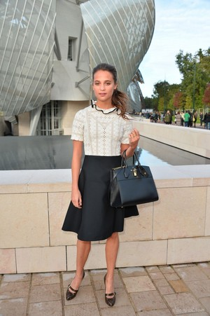 Paris Fashion Week - Louis Vuitton S/S16 mostra