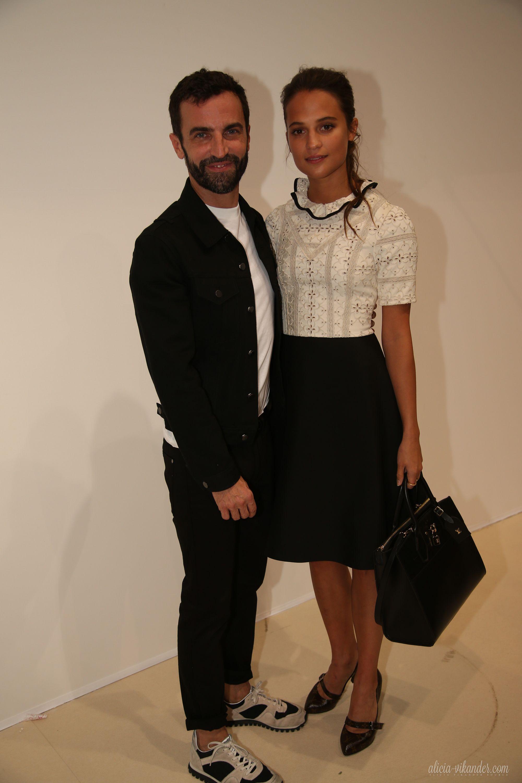 Paris Fashion Week - Louis Vuitton S/S16 Show