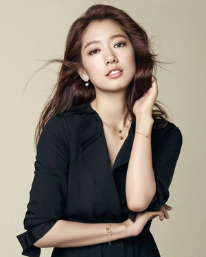 Park Shin Hye for AGATHA PARIS F/W 2015 Jewelry Pictorial