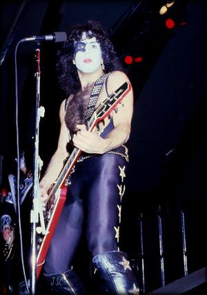 Paul ~Stockholm, Sweden…October 1980
