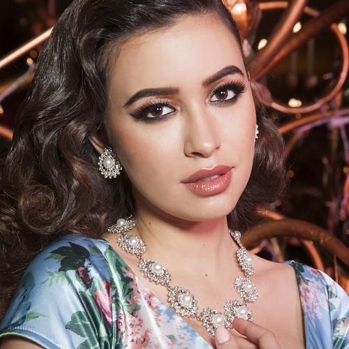 Christian Serratos fond d'écran probably containing a portrait entitled Pinup Girl Clothing Photoshoot ~ 2015