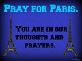 Pray For Paris - paris wallpaper
