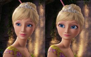Princess Alexa in Cute Version