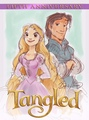Rapunzel and Flynn - tangled photo