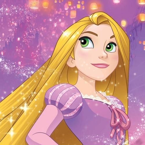 डिज़्नी प्रिन्सेस वॉलपेपर titled Rapunzel