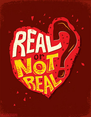 Real oder not Real?