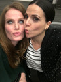 Rebecca and Lana - once-upon-a-time photo