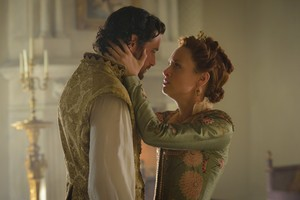 """Reign """"Fight または Flight"""" (3x06) promotional picture"""