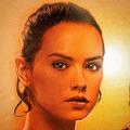 Rey,SW:The Force Awakens