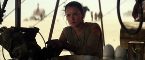 Rey,SW The Force Awakens