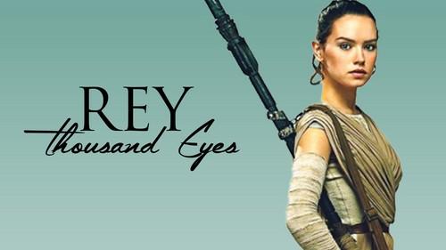 stella, stella, star Wars wallpaper called Rey,SW : The Force Awakens