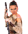 Rey,SW : The Force Awakens