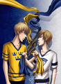 Rivals - hetalia-couples photo