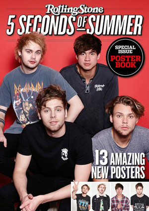 Rolling stone - Poster Book
